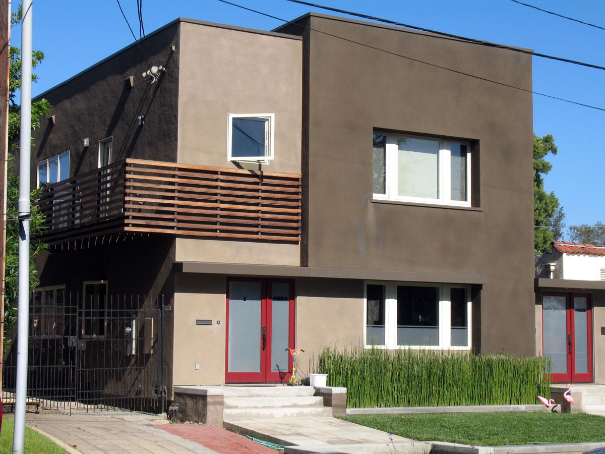 Casas prefabricadas y caba as de madera for Casa minimalista uy