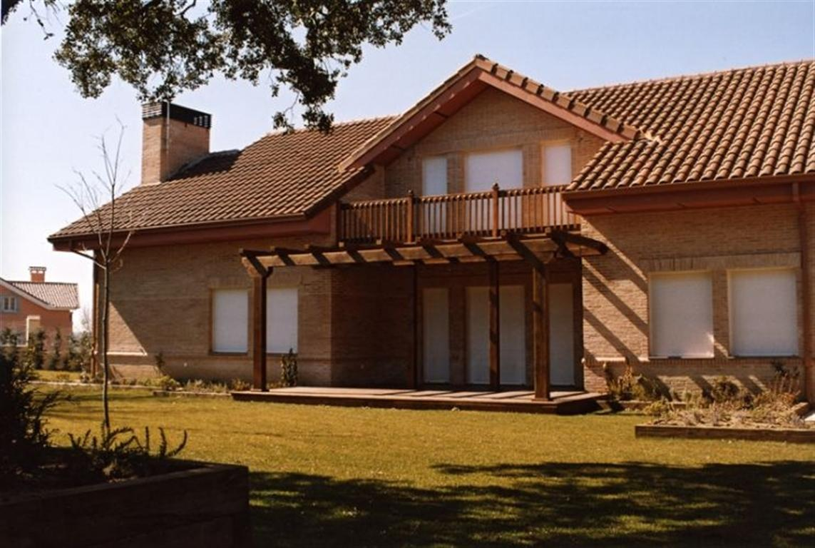 Casas prefabricadas y caba as de madera - Casas de madera y piedra prefabricadas ...